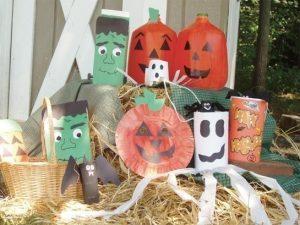 Homemade Halloween Decorations