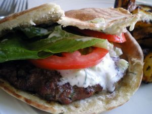Homemade Hamburger Recipe