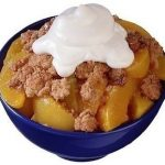 Homemade Peach Cobbler Recipes