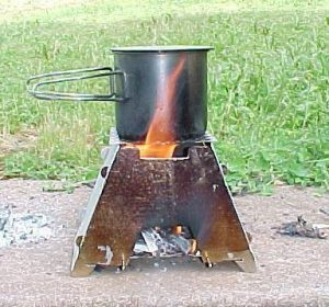 Homemade Wood Stoves