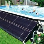 Homemade Solar Pool Heater
