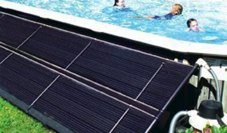 Homemade Solar Pool Heater - Homemade